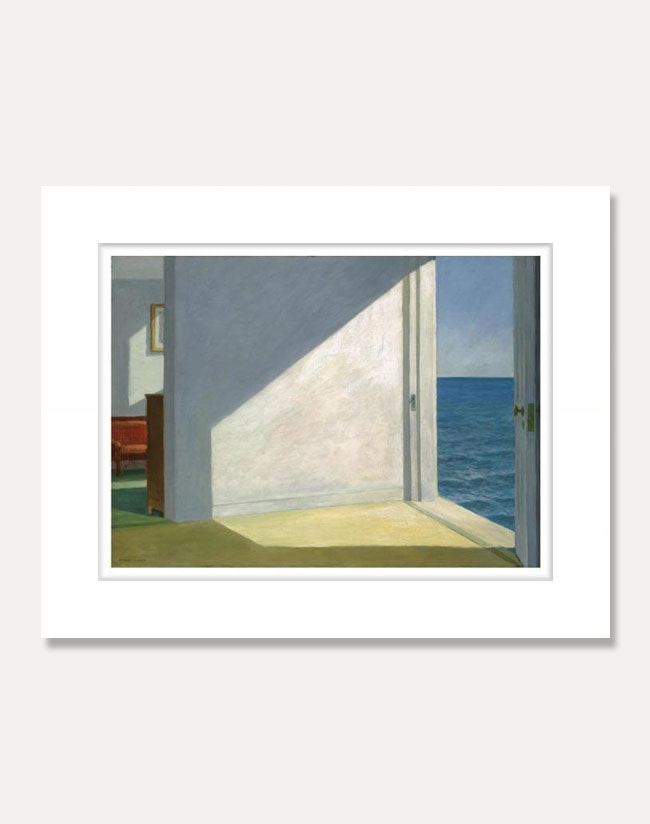 [에드워드 호퍼] Rooms by the Sea  71 x 56 cm