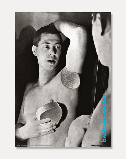 [바우하우스] Self Portrait Herbert Bayer 84.1 x 59.4 cm (A1)