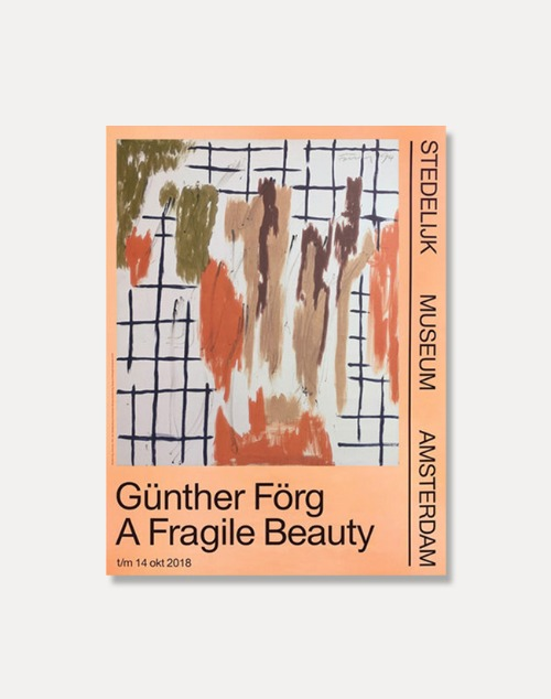 [권터포그]Gunther Forg — A Fragile Beauty(액자포함) 59.5 × 80 cm