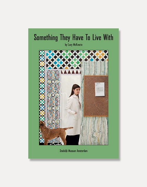 [루시 맥켄지]Lucy McKenzie — Something they have to live with(액자포함) 59.5 × 84 cm