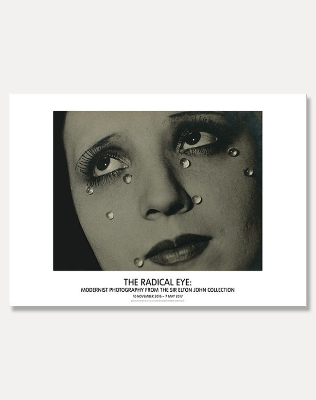 [맨레이] Man Ray Glass Tears    50 x 70 cm
