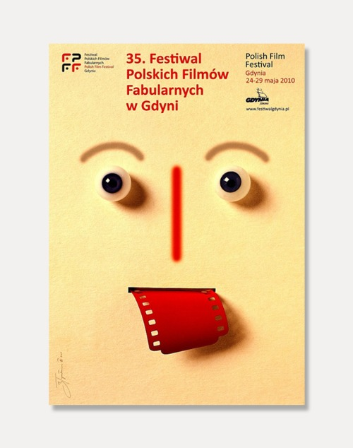 [Festival Poster] Festival of Polish Films (액자포함)70 x 100 cm